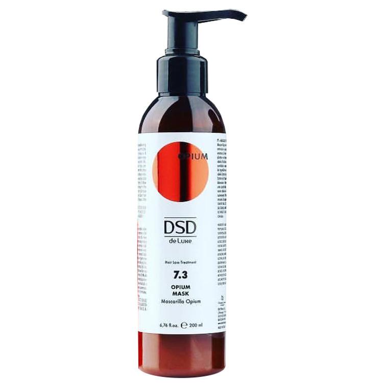 Маска восстанавливающая двойного действия DSD De Luxe 7.3 Opium mask 200мл