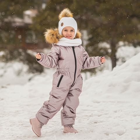 Winter jumpsuit - Stardust