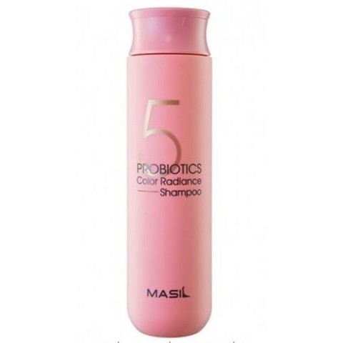 Masil Шампунь с пробиотиками для защиты цвета - 5 Probiotics color radiance shampoo, 300мл