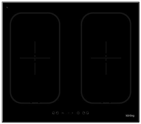 Индукционная варочная панель Korting HIB 6409 B