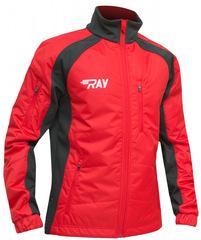 Тёплая лыжная куртка Ray OUTDOOR Red