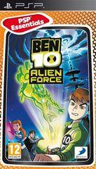 Ben 10 Alien Force (PSP, английская версия, б/у)