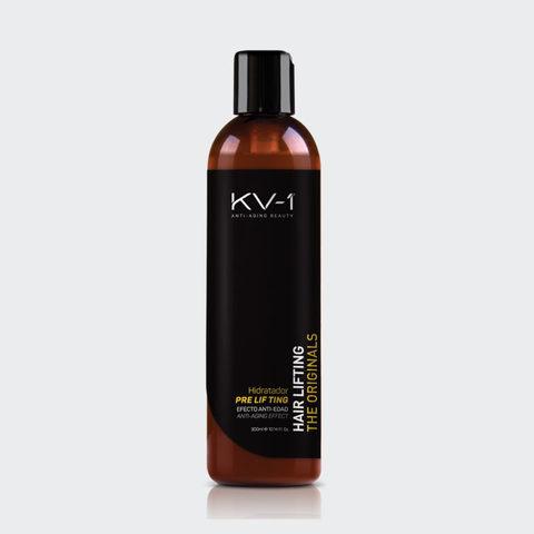 Кондиционер для волос с кератином и маслом авокадо Hidratador PreLifting KV-1