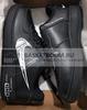 Nike Air Force 1 Low 'Sketch/Black/White' (Фото в живую)