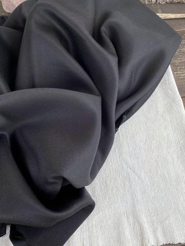 Тенсель 100%, цвет Черный