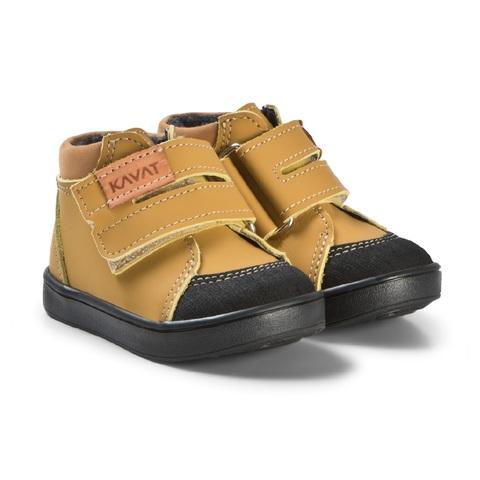 ботинки Kavat Fiskeby ХС Mustard
