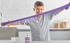 Набор для изготовления слаймов Elmer's Color Slime Kit цветн+загуст