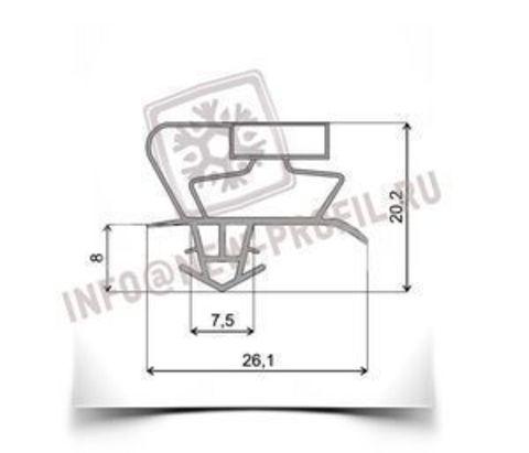 Уплотнитель 390*520 мм для холодильника  Snaige FR-275 1101А м.к (017)