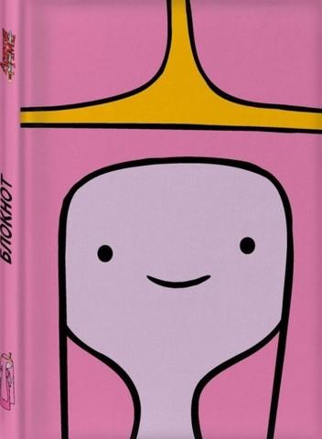 Блокнот Princess Bubblegum (A5)