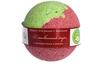 Шарик для ванн с увлажняющим комплексом Клюквенный морс (клюква), 160g ТМ Savonry