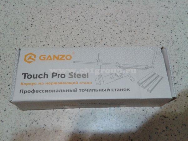 Точильный станок Ganzo Touch Pro Steel интернет магазин