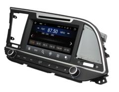 Магнитола Hyundai Elantra 2016-2018 Android 8.0 2/16 IPS DSP модель GF-8207KD