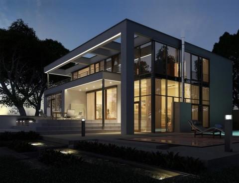 Проектирование, производство и остекление фасадов зданий «под ключ».
