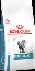 Корм для кошек, Royal Canin Anallergenic AN 24 Feline, с тяжелой формой пищевой аллергии/непереносимости