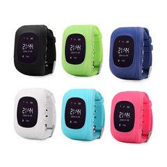 Детские часы-телефон с GPS Smart Baby Watch Q50