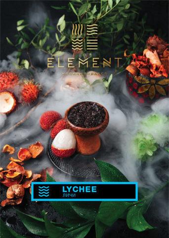 ELEMENT LYCHEE (ЛИЧИ) ВОДА 40г