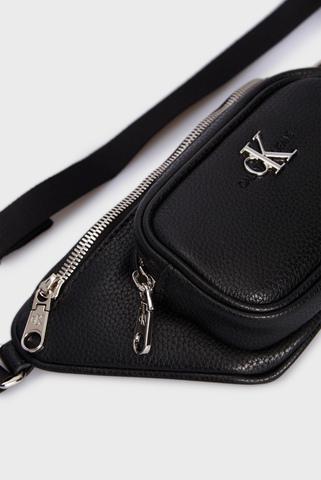 Женская черная поясная сумка CONVERTIBLE WAIST BAG Calvin Klein