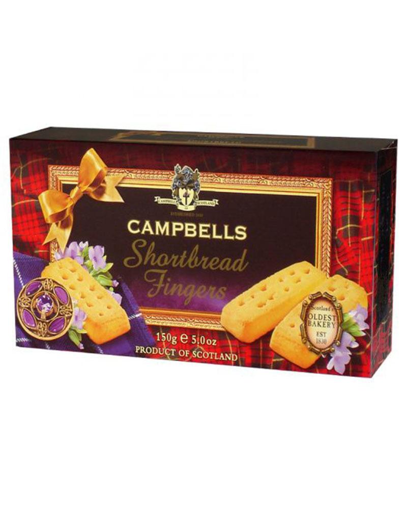 Песочное печенье Campbells Шотландские пальчики, 150 гр.