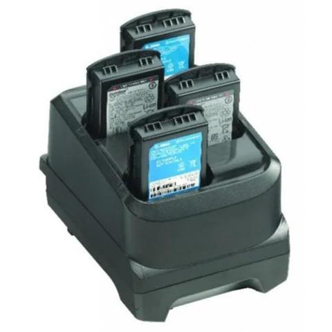 4 слотовая зарядная база для аккумуляторов Zebra для MC3300 MC3200 (SAC-MC33-4SCHG-01)