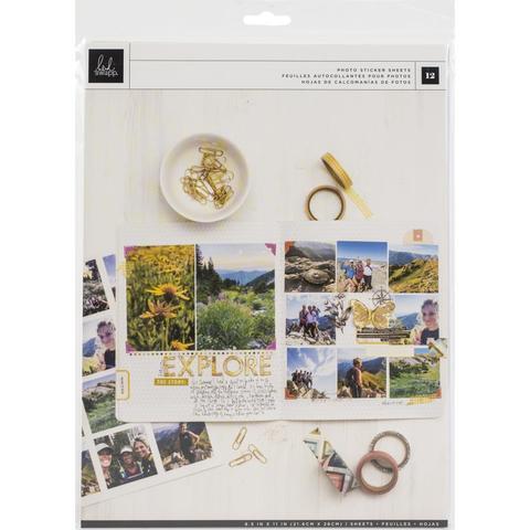 Клеевая фотобумага Heidi Swapp Storyline Chapters Photo Paper -Matte