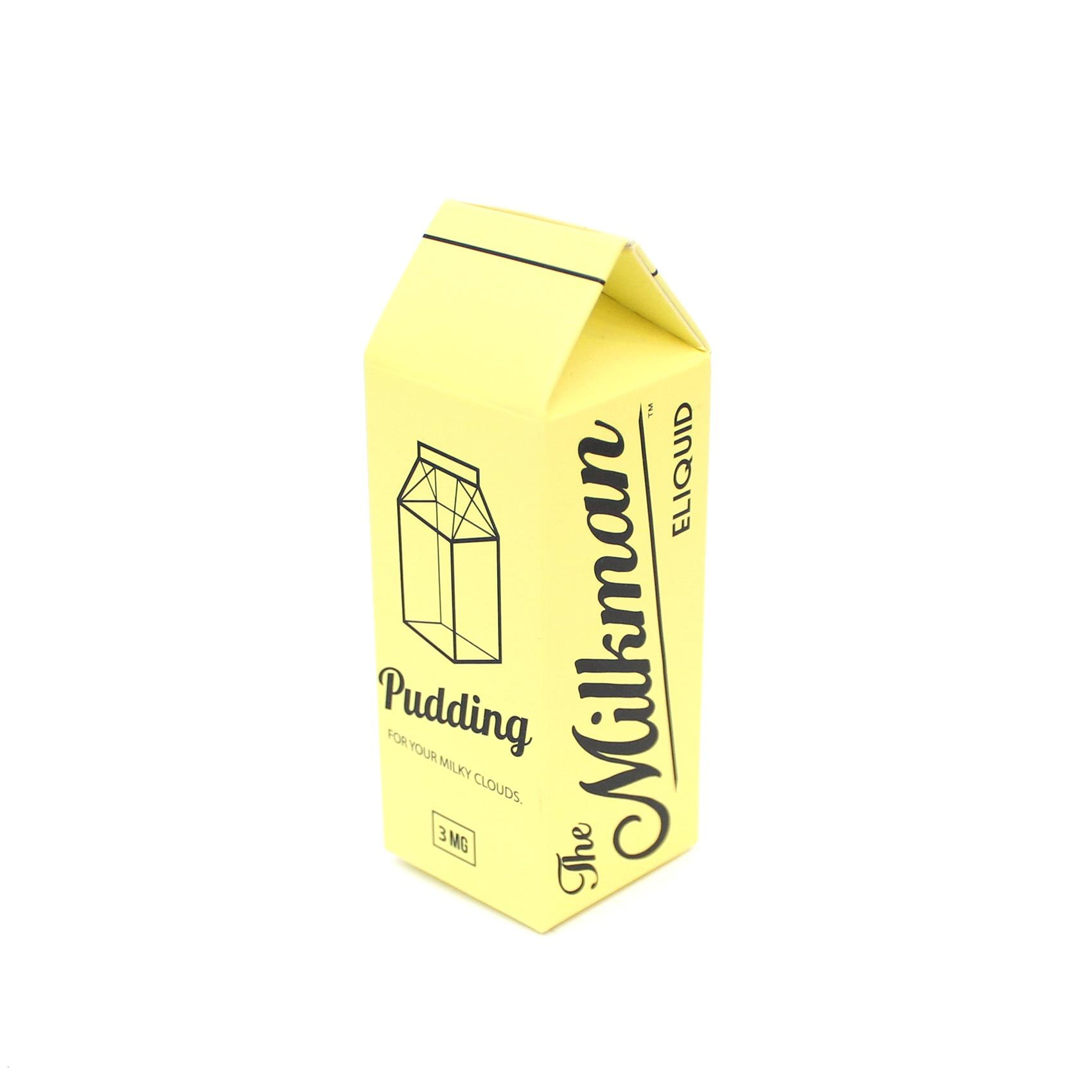 Жидкость The Milkman Pudding (Clone)