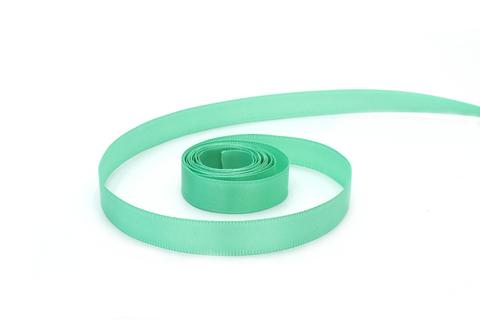 Лента атласная,1,2 см, светлая зелень