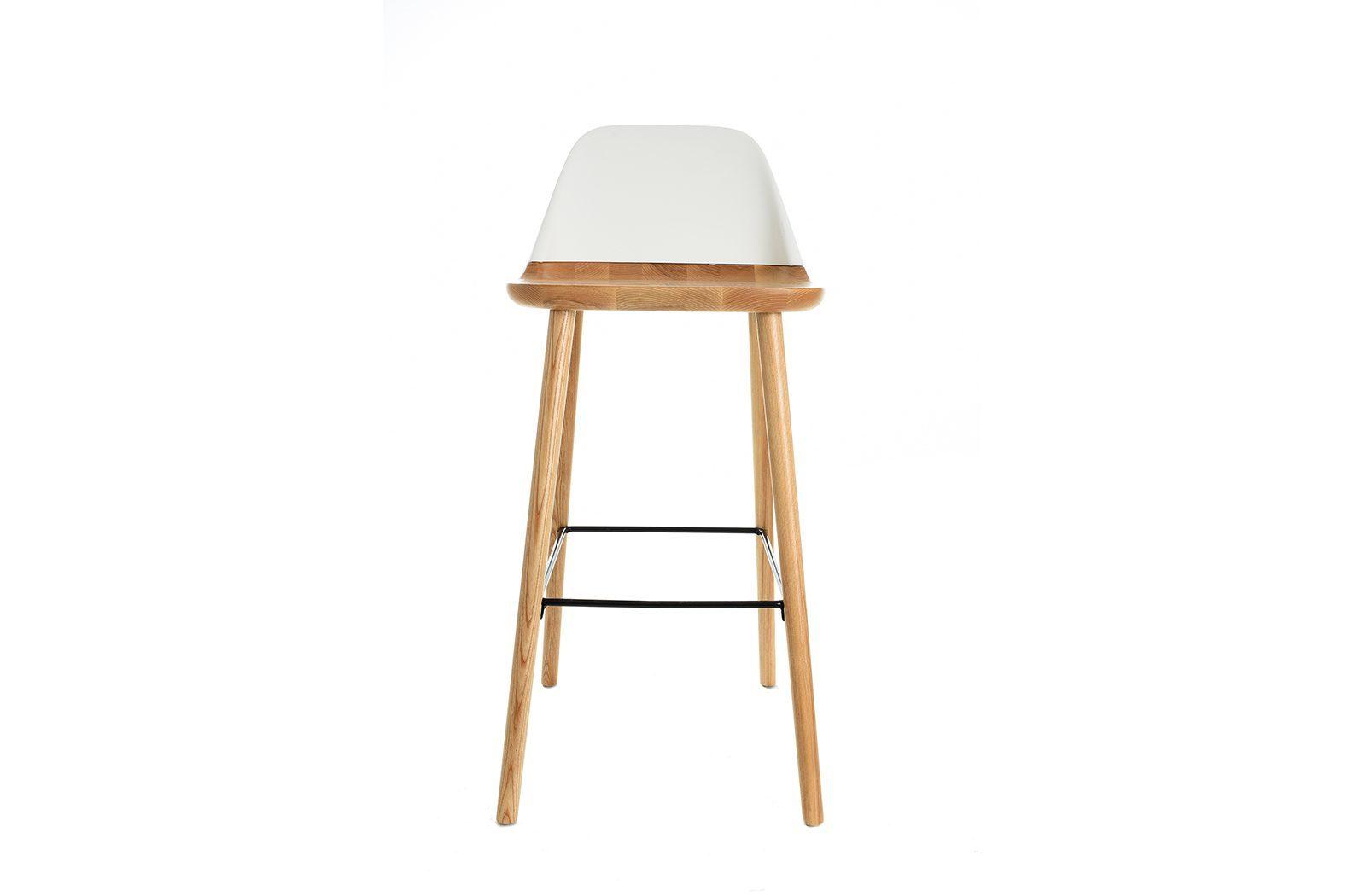 Барный стул ESF BS-S123A белый
