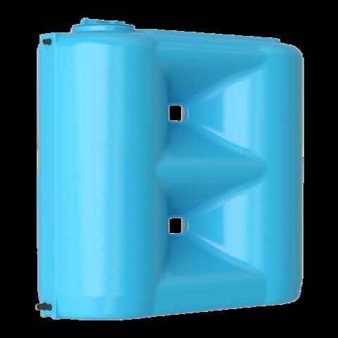 Бак для воды Aquatech Combi BW-1500 (синий) с поплавком Миасс