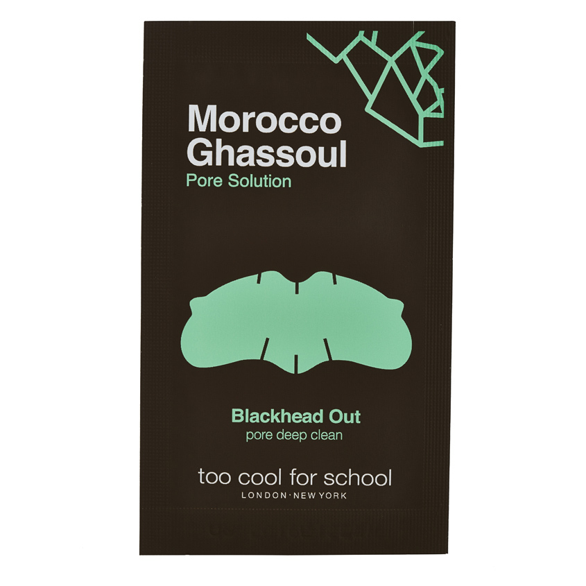 Too Cool For School Morocco Ghassoul Blackhead Out