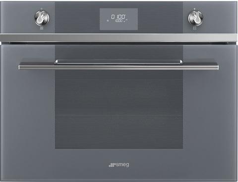 Встраиваемая микроволновая печь Smeg SF4101MS1