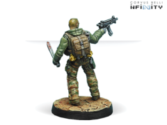 Airborne Ranger (вооружен Submachine Gun)