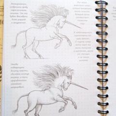 Sketchbook. Фантастические существа. Экспресс-курс рисования