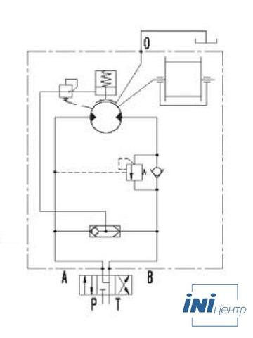 Стандартная лебедка IYJ56-170-188-32-ZP