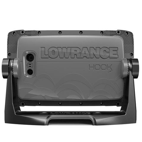 Lowrance HOOK 2-7 TRIPLESHOT US COASTAL/ROW  Эхолот