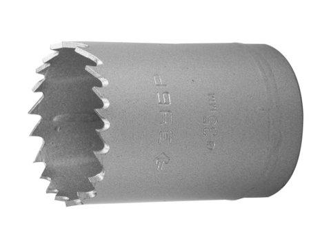 ЗУБР 35мм, коронка биметаллическая, быстрорежущая сталь