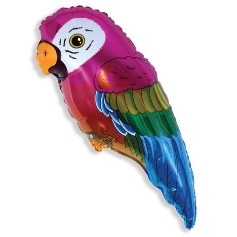 Шар фигура Попугай, 89 см