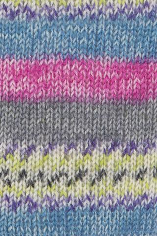 Носочная пряжа Gruendl Hot Socks Torbole 07 купить