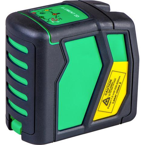 Нивелир лазерный ADA ELEMENT 2D GREEN (IM0119)