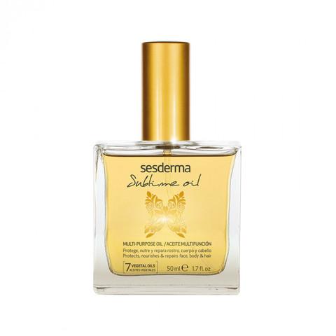 SESDERMA | Масло для лица, тела и волос питательное и восстанавливающее / SUBLIME OIL Multi-purpose oil, (50 мл)