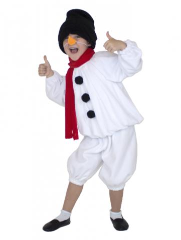 Костюм Снеговик детский Олаф