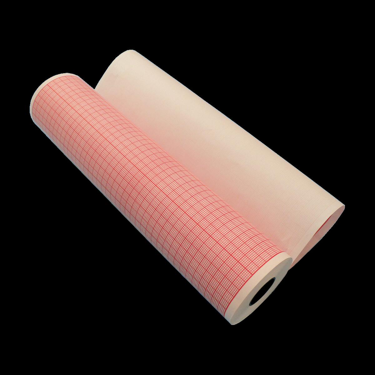 145х30х16, бумага ЭКГ для Fucuda, Nihon Kohden, реестр 4054/5
