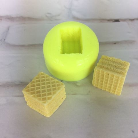 Молд вафля 3D