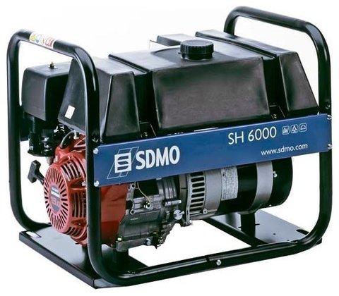 Кожух для бензиновой электростанции SDMO SH6000C