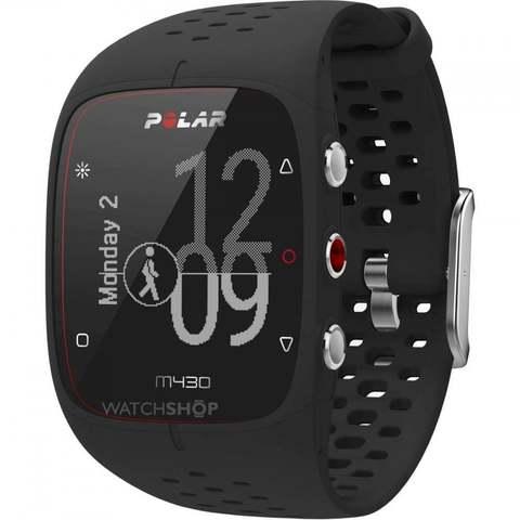 Умные часы Polar M430 черный