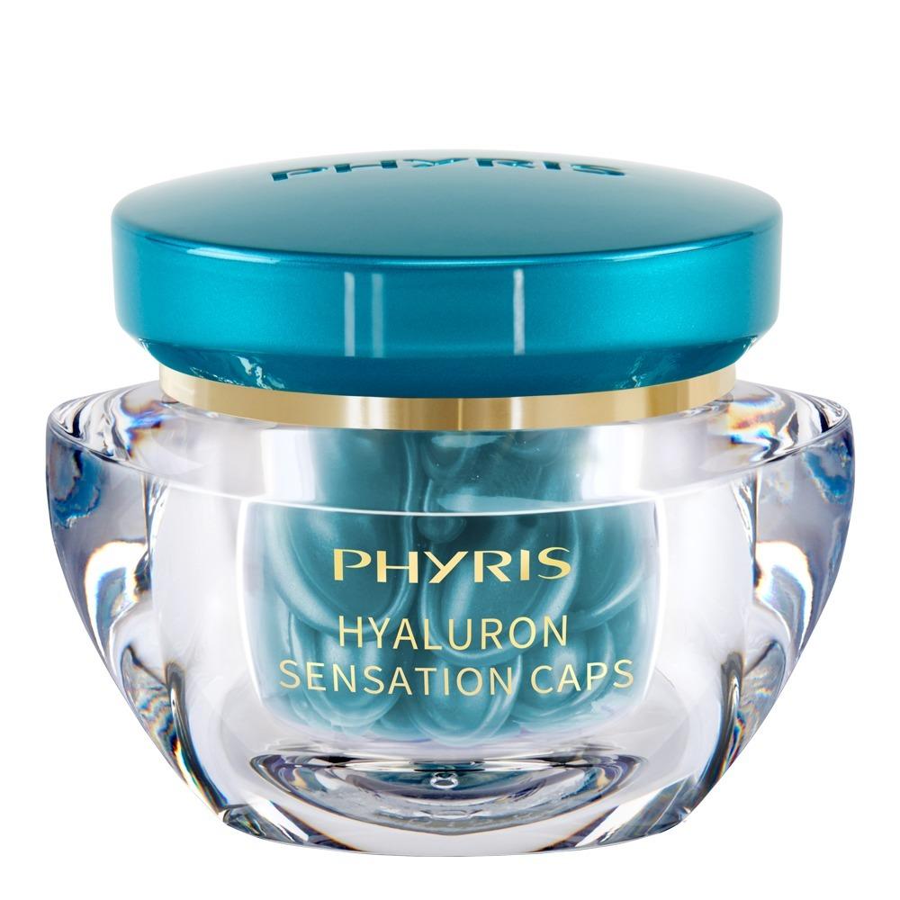 Увлажняющие капсулы Phyris Hydro Active Hyaluron Sensation Caps 32 шт