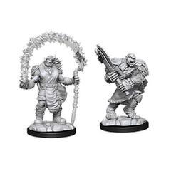 D&D Nolzur's Marvelous Miniatures - Orc Adventurers
