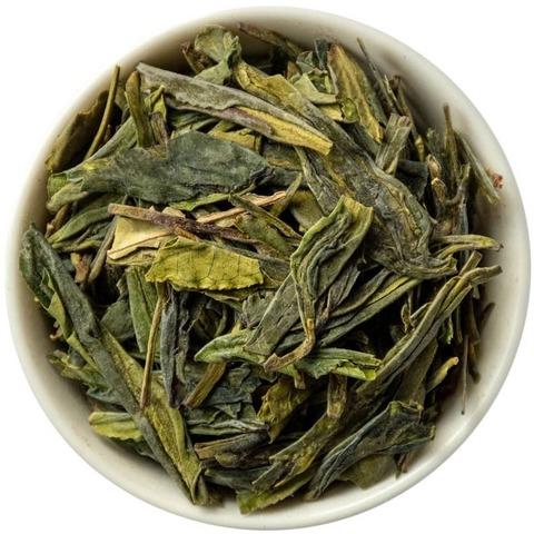 Зелёный чай Лунцзин (Колодец дракона) 100 гр. купить в Москве