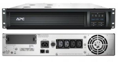 Источник бесперебойного питания SMT1500RMI2U APC Smart-UPS 1500 ВА