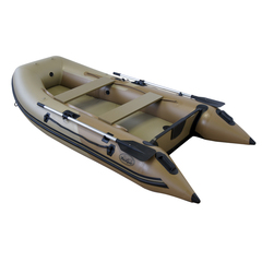 Надувная ПВХ-лодка BADGER Fishing Line 270 AD