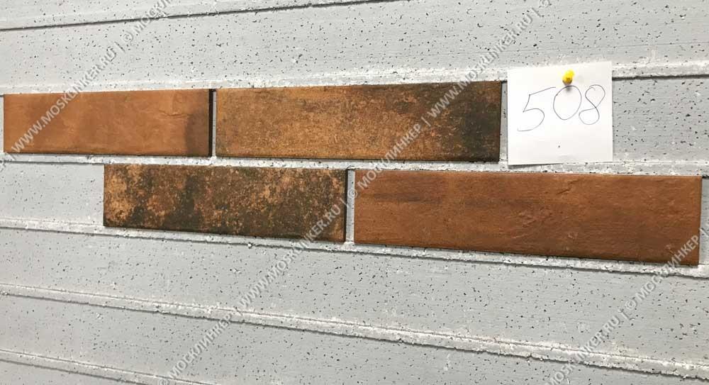 Cerrad Piatto Red, 300x74x9 - Клинкерная плитка для фасада и внутренней отделки